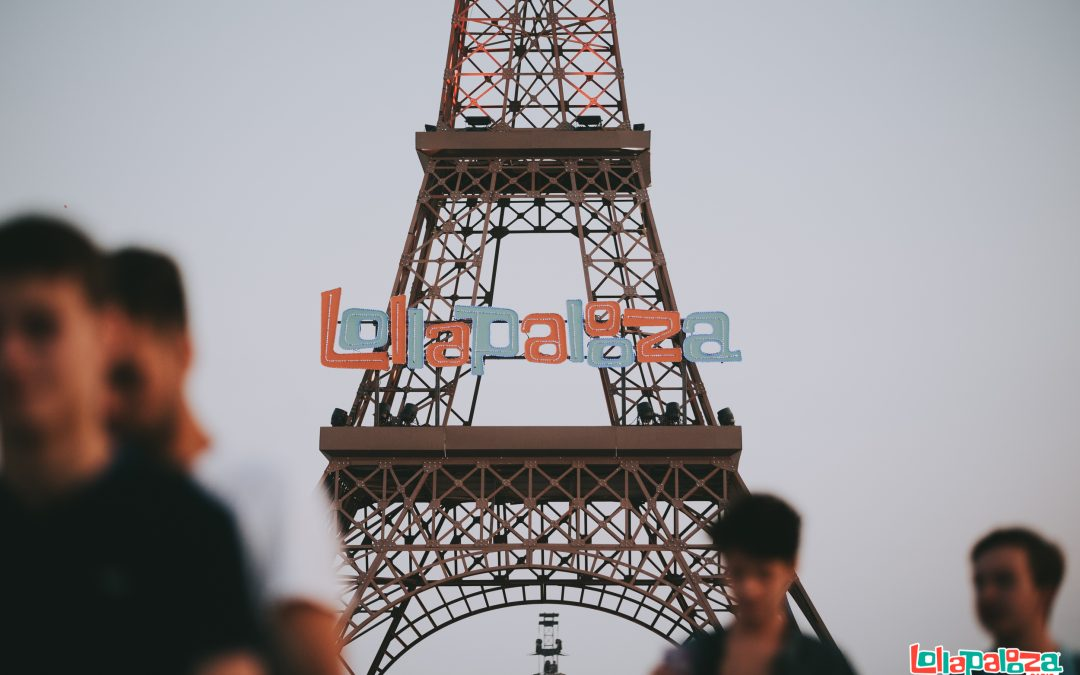 Festival Lollapalooza, les 20 et 21 juillet à L'Hippodrome Parislongchamp