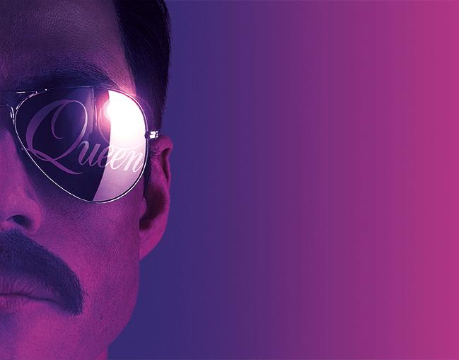 L'Ecran Pop Bohemian Rhapsody, le 16 mai 2019 au Grand Rex de Paris
